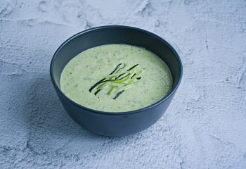 pırasa çorbası